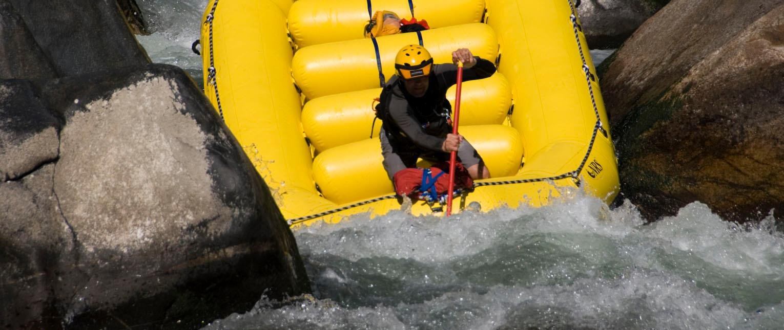 Gerry Moffat River Rafting